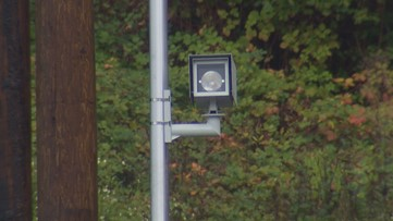 Renton considers ditching some red-light cameras after police chief orders review