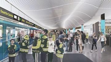 NHL Seattle, Monorail announce partnership