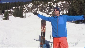 Avalanche advice from an expert - KING 5 Evening