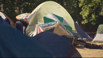 Tacoma bans most tents, shelters from public parks