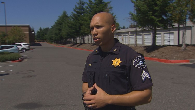 Pierce County deputies call off K-9 search for murder suspect, cite new reform laws