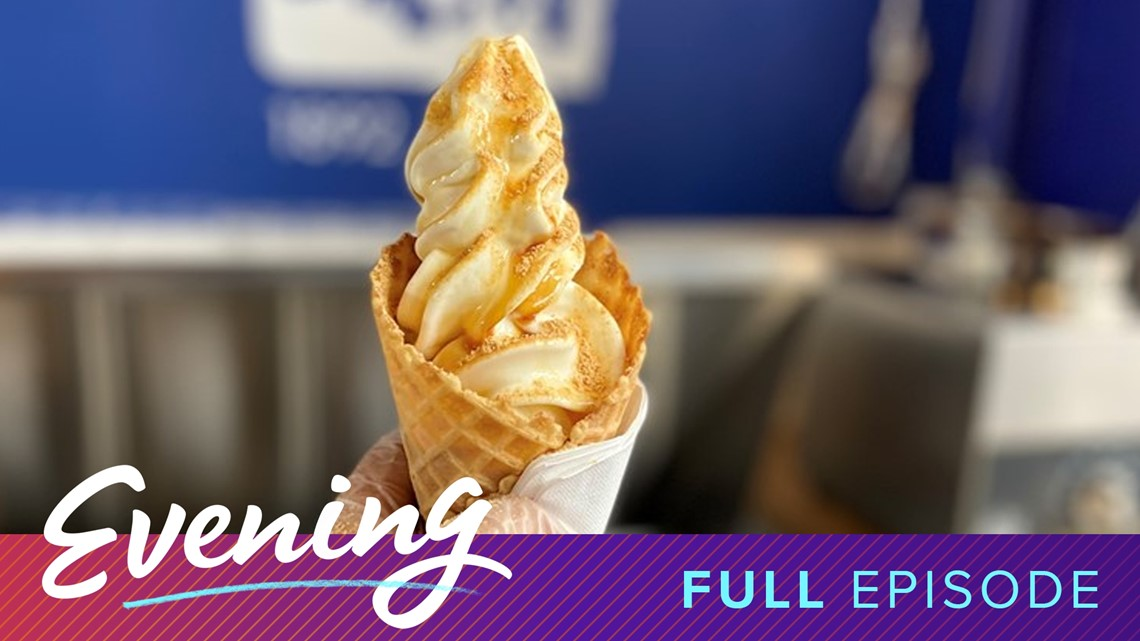 Literary Burlesque at Noveltease Theater and Hokkaido Soft Serve at Indigo Cow in Seattle| Full Episode - KING 5 Evening