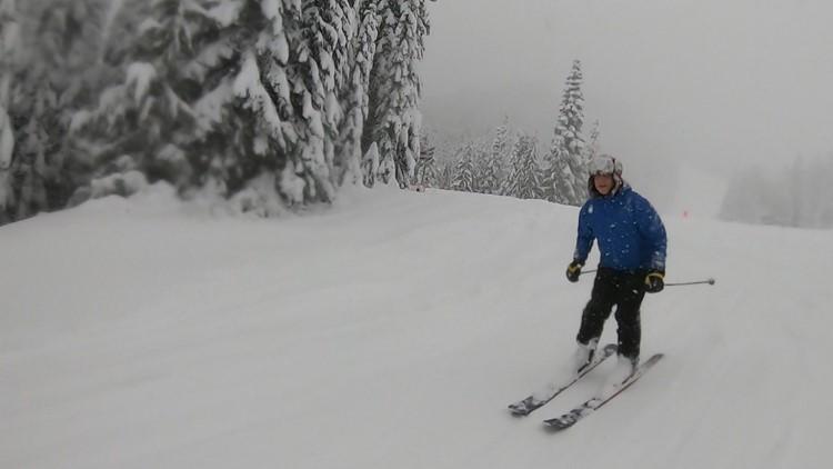 Washington Ski Reports