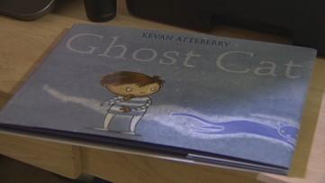 The surprising inspiration behind Bellevue artist's new children's book