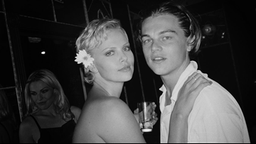 Celebrity photographer showcases rare moments of Hollywood stars before their rise to fame