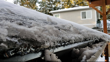 This is how to tell if you need to repair or replace your roof after rough winter weather