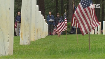 5 events to honor Memorial Day around Puget Sound