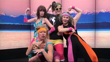 Dorky Dance Fitness is a workout for your funny bone
