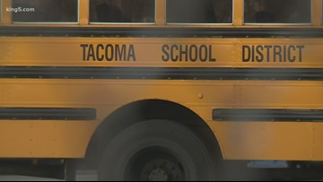 Tacoma school bus drivers call in sick