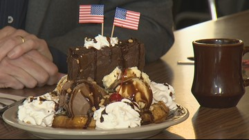 This Olympia diner serves the most epic dessert in the South Sound! - KING 5 Evening