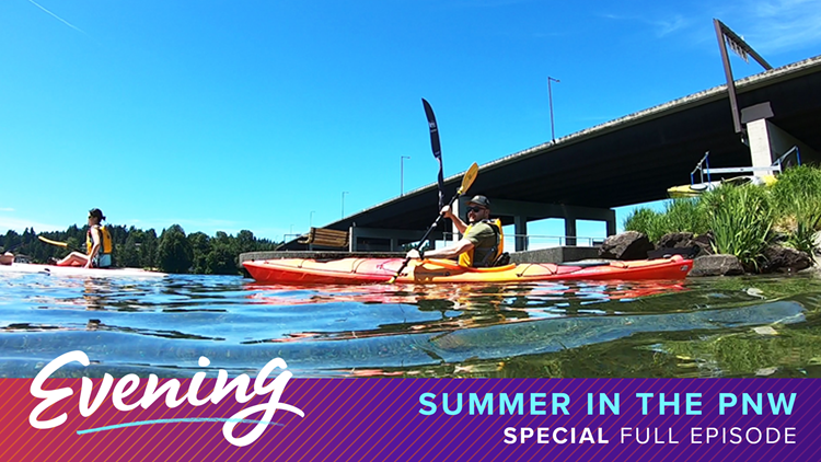 Summer Fun in the PNW | Full Episode - KING 5 Evening