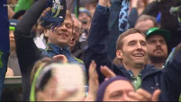 Seismologists study shaking caused by Sounders championship match