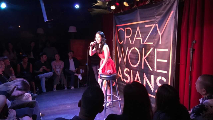 Crazy Woke Asians comedy group sound off on today's Hot Topics