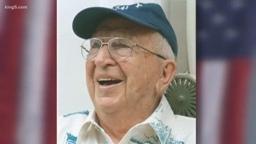 Elma Pearl Harbor survivor remembered at Veterans Day parade