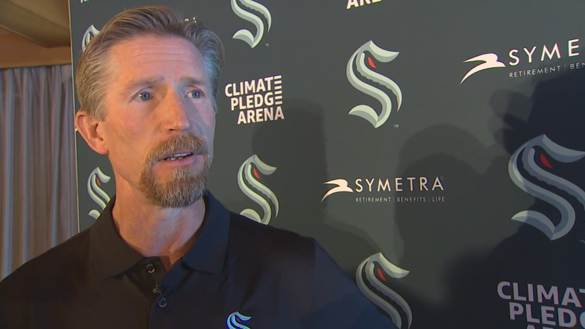 Seattle Kraken hire Dave Hakstol as first head coach in franchise history