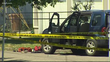 Suspect shot by Tacoma police during traffic stop Sunday morning