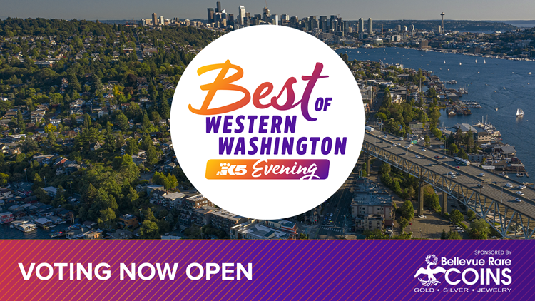 Click here to vote for 2021's Best of Western Washington!