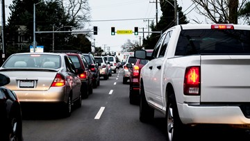 Washington drivers, you're merging wrong - probably