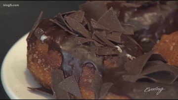 Tempesta offers Seattle gourmet donuts - KING 5 Evening