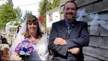 Man admits to killing wife and her 3 children in Port Angeles fire, police say