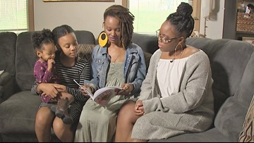 Federal Way mother and daughter create children's book about unconditional love
