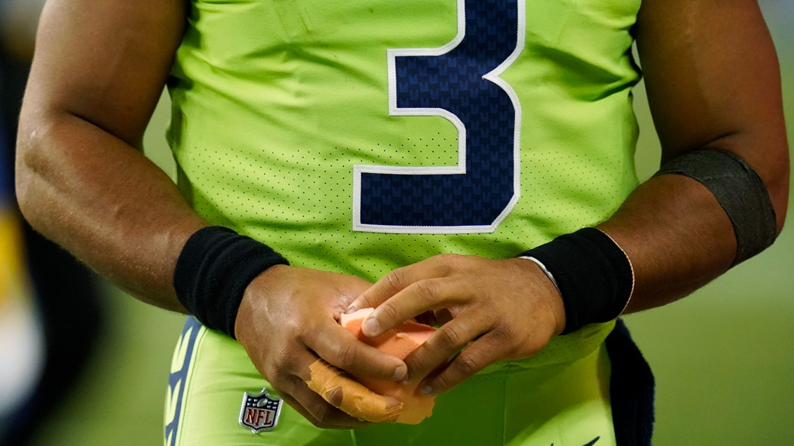 Hawk Zone: How will the next few Seahawks games look without Rusell Wilson? - New Day NW