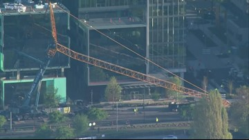 4 companies under investigation for Seattle crane collapse