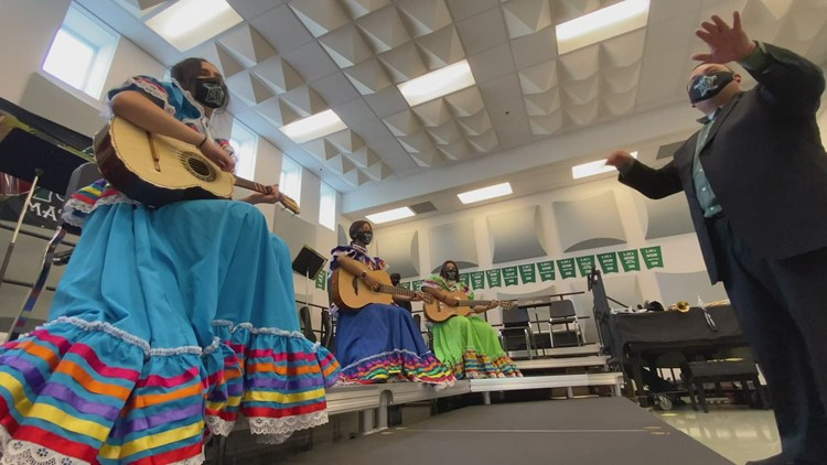 Two Skagit County teachers use video to educate students on cultural diversity