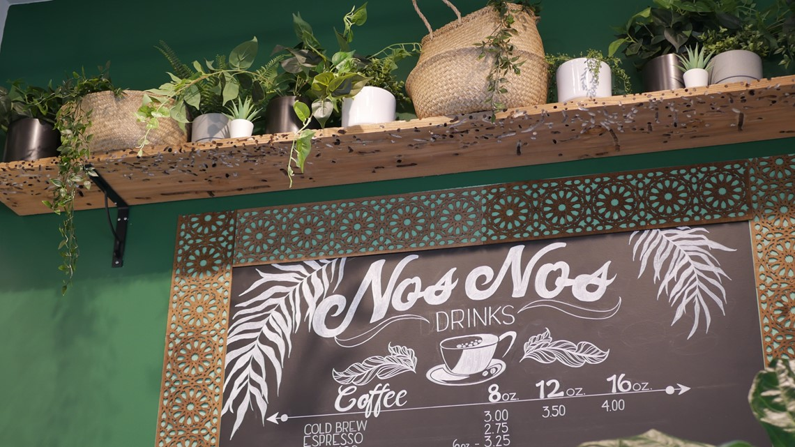 This West Seattle coffee shop serves delicious Moroccan drinks