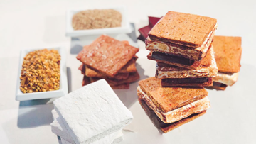 Variety is the spice of life with Pakistani Curry S'mores