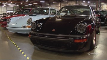 You can live the dream of driving a classic car thanks to a Seattle rental company - KING 5 Evening