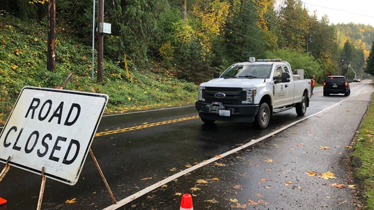 Fall storm causes widespread power outages in western Washington