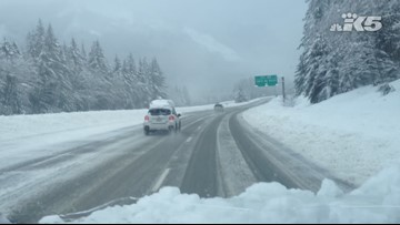 WSU asks students to be safe, consider delaying trip back due to snow
