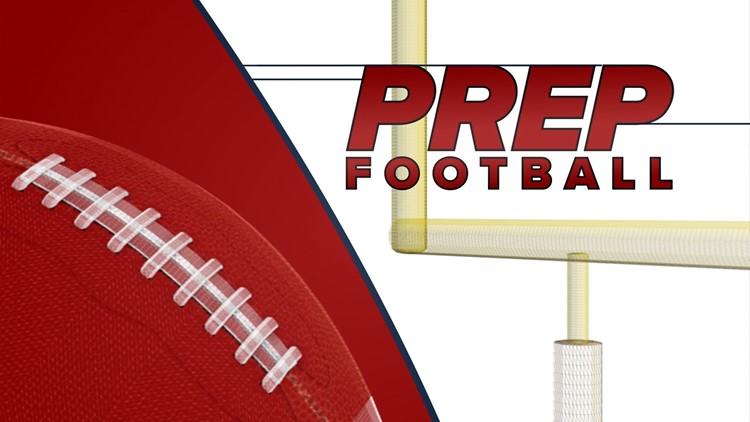 Friday's high school football scores - Week 2