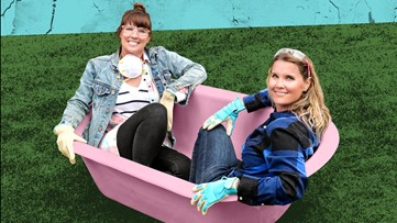 Twin sisters bring the Northwest into the national spotlight on new HGTV show - KING 5 Evening