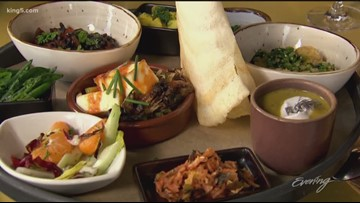 Poppy in Capitol Hill serves terrific thali, and much more - KING 5 Evening