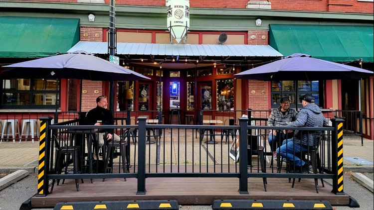 Restaurant owners hoping to hold on to pandemic-era street dining
