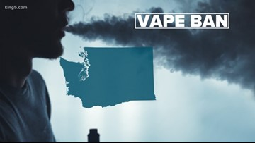 Flavored vape ban: what does it mean for Washington