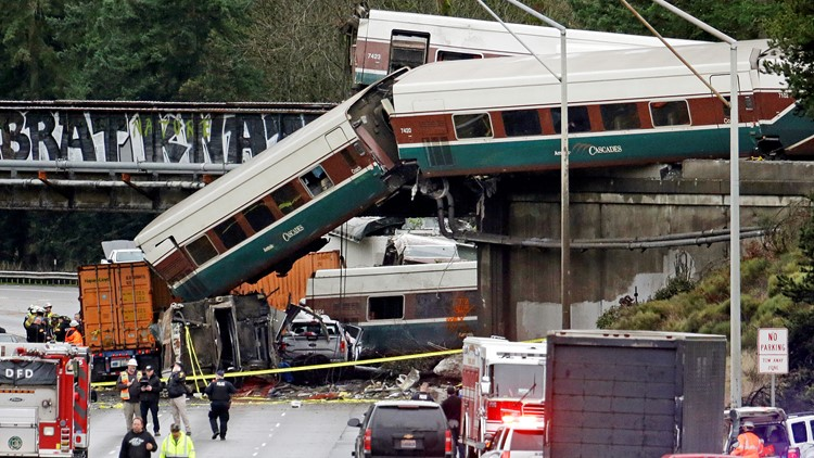 Sound Transit safety chief 'removed' after Amtrak derailment review