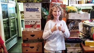 Whidbey Island boy gives up birthday gifts so others don't go hungry - 12 Under 12