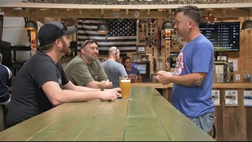 Veteran-owned DuPont brewery features taproom, barbershop, tattoo studio