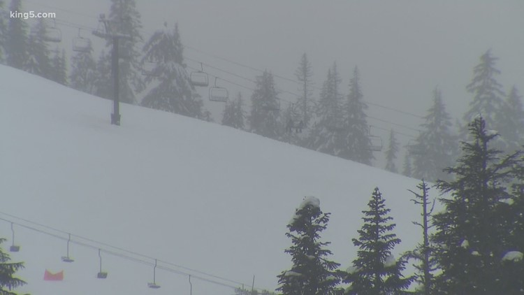 Snoqualmie, Stevens, White Passes to close Sunday evening due to avalanche danger