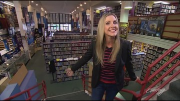 Fri, 8/23, REEL Northwest Special at Scarecrow Video in Seattle, Full Episode, KING 5 Evening