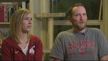 Seattle couple warns against odd pregnancy scam mailers
