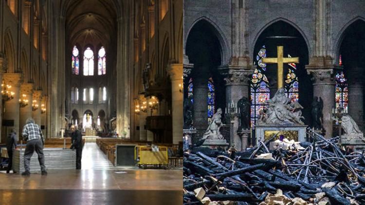 Notre Dame comparison