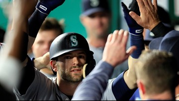 Haniger HR lifts Mariners over Royals