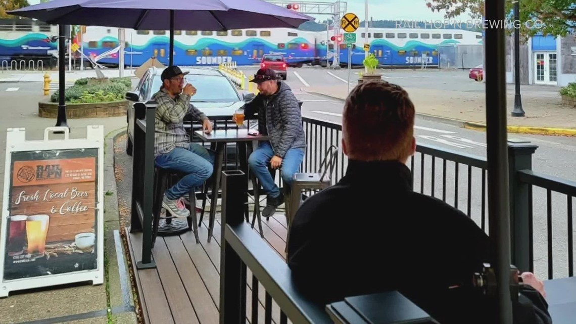 Restaurant owners hoping to keep street dining brought on by pandemic