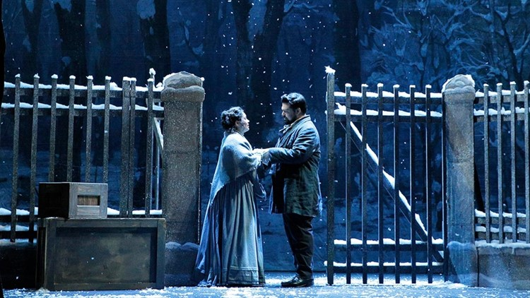Seattle Opera re-opens with La Bohème - What's Up This Week