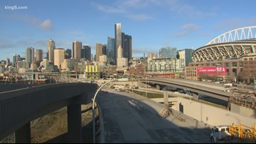 Tunnel Effect: WSDOT hopes to hit tunnel opening deadline