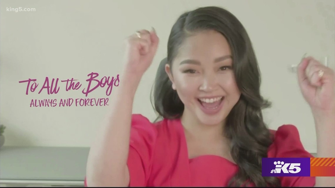 'To All The Boys' star Lana Condor says farewell to Lara Jean
